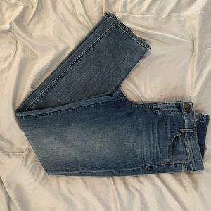 LOFT brand Modern Straight jeans!